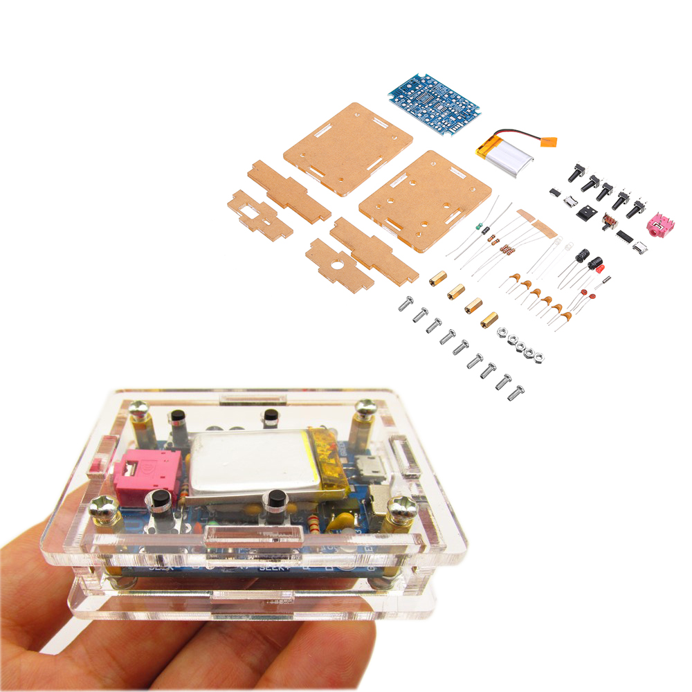 GS1299 DIY FM Transmitter Radio Kit DIY Digital Radio Production Kit ModuleGS1299 DIY FM Transmitter Radio Kit DIY Digital Radio Production Kit Module