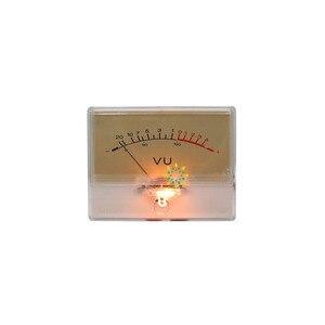 Image 1 - High Precision VU Meterหัวเครื่องขยายเสียงAMP DBระดับเมตรpreamplifierแชสซีความดันเสียงไฟแสดงสถานะBacklight