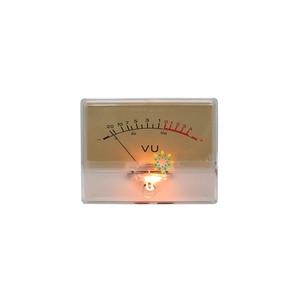 Image 1 - Hoge Precisie Vu Meter Hoofd Versterker Amp Db Niveau Meter Voorversterker Chassis Geluidsdruk Indicator Meter Met Achtergrondverlichting