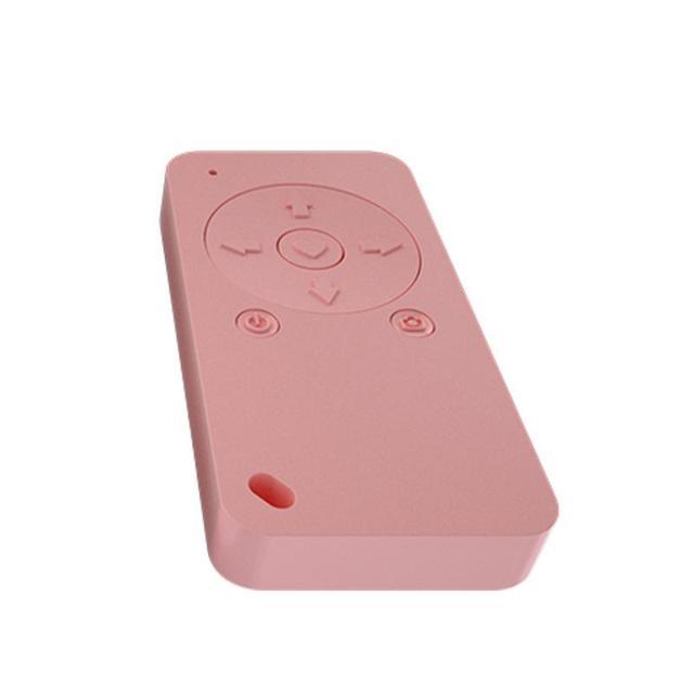 ポータブルリモコンワイヤレス Bluetooth セルフタイマービデオページめくりシャッター多機能ミニデバイス用電話