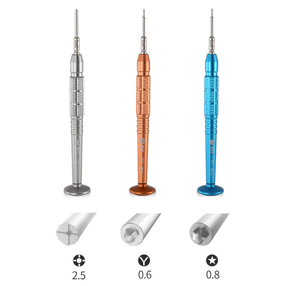 1PCS Only BEST BST-899 High Precision Magnetic 3D Screwdriver Bits Mobile
