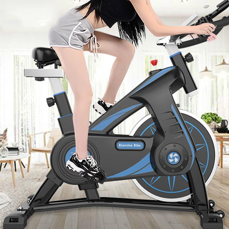 AD0300044 Dynamic Bicycle Household Mute Bodybuilding Vehicle Indoor Sports Bodybuilding Equipment Unisex Bike Fixa