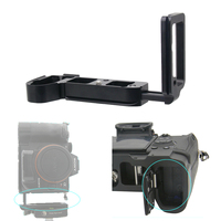 Extendable L Shape Vertical Quick Release Tripod Plate Bracket for Sony A7 III / A7R III / A9 / ILCE 9 ILCE A7M3 ILCE A7RM3
