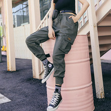women's cargo pants women summer women's pants Joggers women High Waist women pants Casual women's trousers pantalones mujer(China)