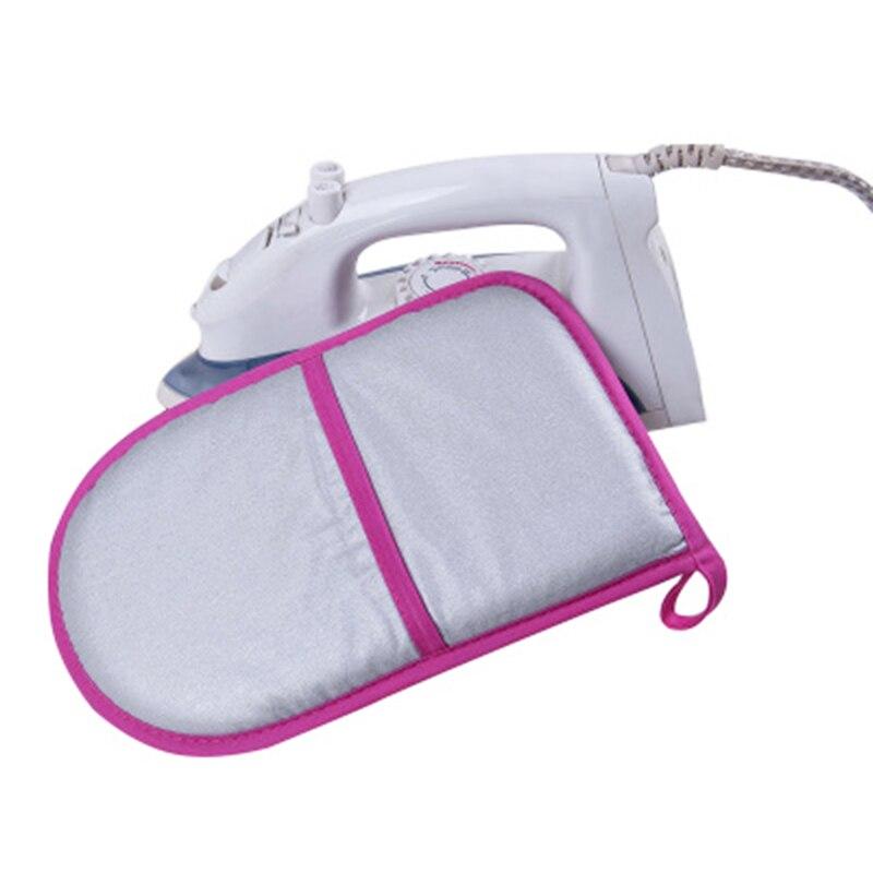 1 Pair Lightweight Thin Gloves Heat Resistant Ironing Mittens Kitchen Glove Cooking Garment Steamer Glove