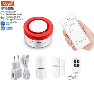 Tuya Smart home security syste