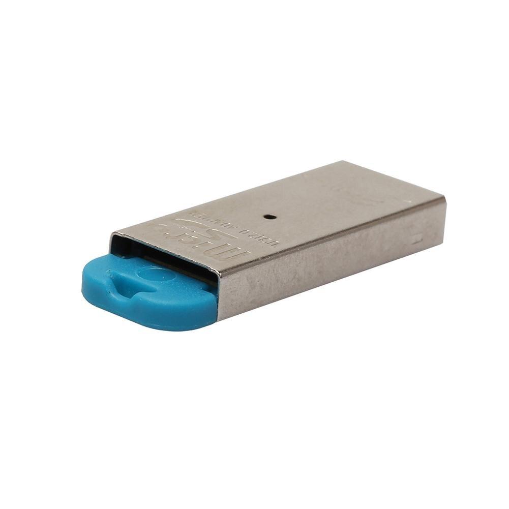 Mosunx Advanced 2018 Memory Card Reader Adapter High Speed Mini USB 2.0 Micro SD TF T-Flash Memory Card Reader Adapter 1PC