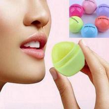 2019 New Sale Brand Lip Balm 6 Colors Fruit Scent Ball Natur