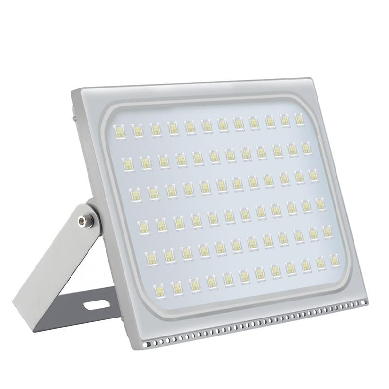 5Pcs Ultrathin LED Flood Light 500W LED Floodlight IP65 Waterproof 220V 110V 500 watt LED Spotlight Outdoor Lighting