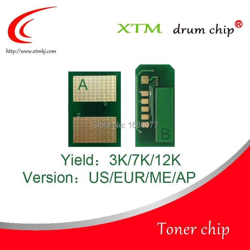 20X Toner chip 45807111 12K for OKI B432 B492 copier laser reset chip