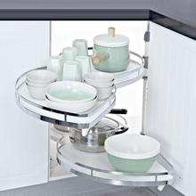 Organizer Cestas Para Organizar De Despensa Almacenaje Armario Platos Stainless Steel Cocina Cozinha Rack Kitchen Cabinet Basket
