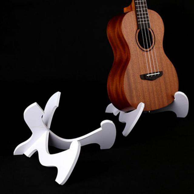 Folding Hardwood Guitar Stand