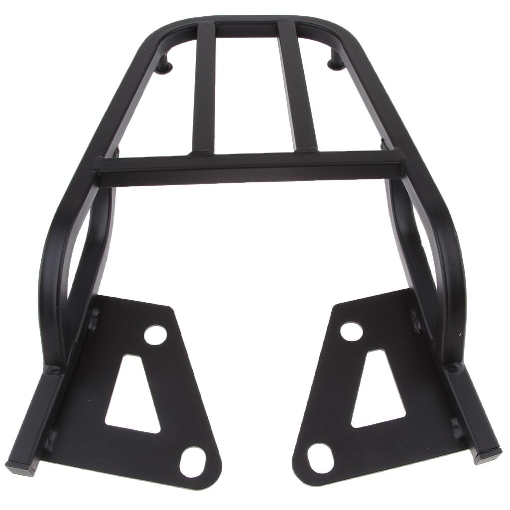 1 Pcs Black Motorcycle Bagagedrager Metalen Bagagerek Voor Honda Grom Msx125 Msx 125 Motorfiets Accessoire