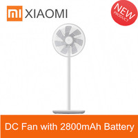 Xiaomi Smartmi Wireless Fans DC Frequency Conversion Natural Wind Floor Fan With 2800mAh Battery APP Remote Control For Home