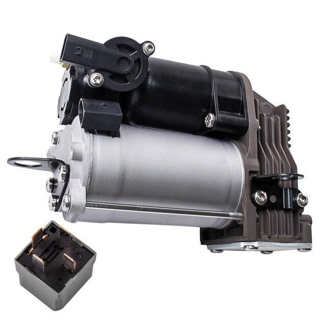 Air Compressor pump For Mercedes benz W166 X166 ML GL Class With 4Matic Air Suspension OEM 1663200204 1663200104 sale