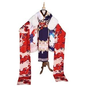 Image 2 - MMGG Azur Lane cosplay Prinz Eugen cosplay costume Kimono Cosplay Clothing Woman C Serve