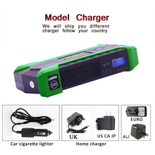 HAMBAR Car Battery Jump Starter 20000mAh Starting Device 12V 1000A Portable Auto jumper Car Charger Car Booster Power Bank