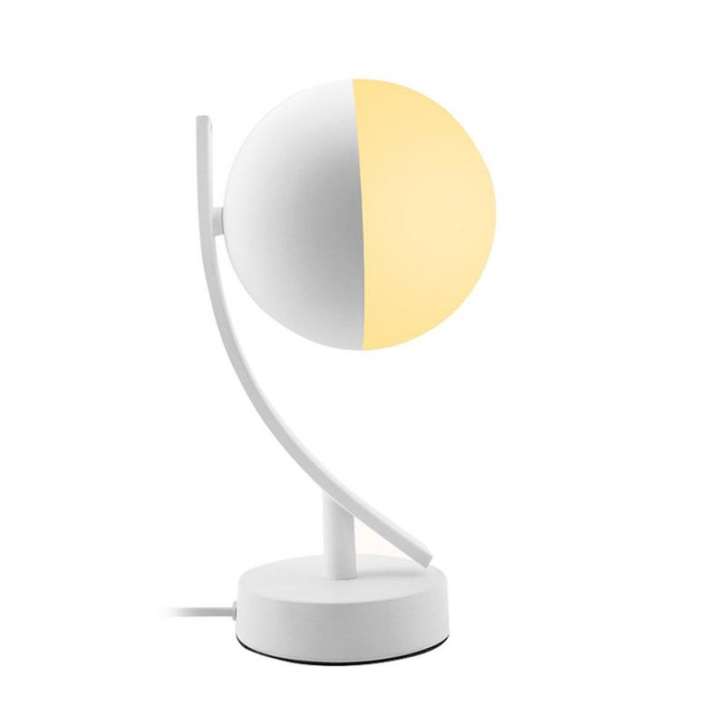 Voice Control Night Light Desk Lamp Smart Wifi Table Light LED Desk Lamp 220V/Rechargeable/Dimmable Phone App Control Desk Lamps