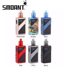 Originale Smoant Taggerz 200 W TC Kit wi/2 ml Taggerz Usa E Getta Serbatoio Da 0.96 Pollici OLED Schermo di Facile Top ricarica Ecig Vape Kit VS Drag2(China)