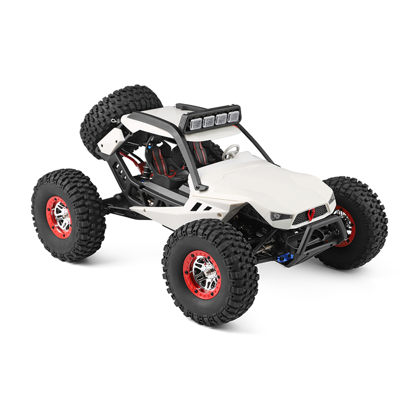 WLtoys 12429 1 12 4WD High Speed Off Road On Road Radio Control RC Car Buggy