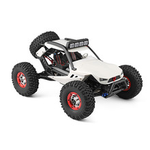 WLtoys 12429 1/12 4WD High Speed Off-Road Auf-Straße Radio Control RC Auto Buggy Mit Kopf Licht 40 KM/H 2,4G(China)