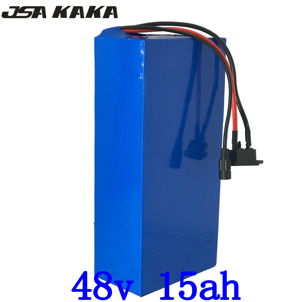 48v 1000w battery 48v 15ah lithium battery pack 48v 15ah electric bicycle battery with 30A BMS and 54.6V 2A charger duty free48v 1000w battery 48v 15ah lithium battery pack 48v 15ah electric bicycle battery with 30A BMS and 54.6V 2A charger duty free