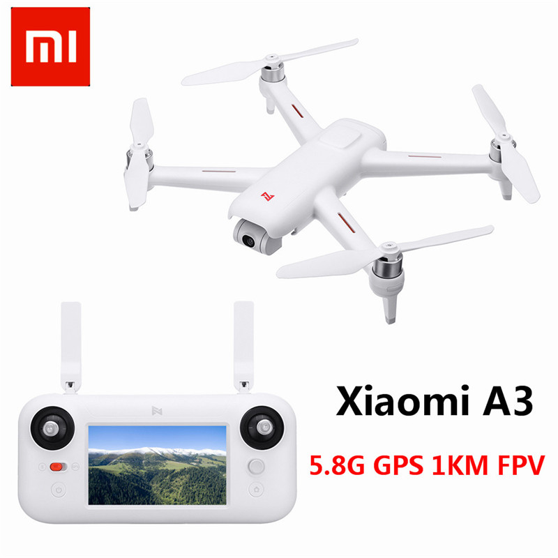 Prévente Xiaomi FIMI A3 5.8g 1 km FPV Avec 2-axe Cardan 1080 p Caméra GPS RC Drone quadcopter RTF