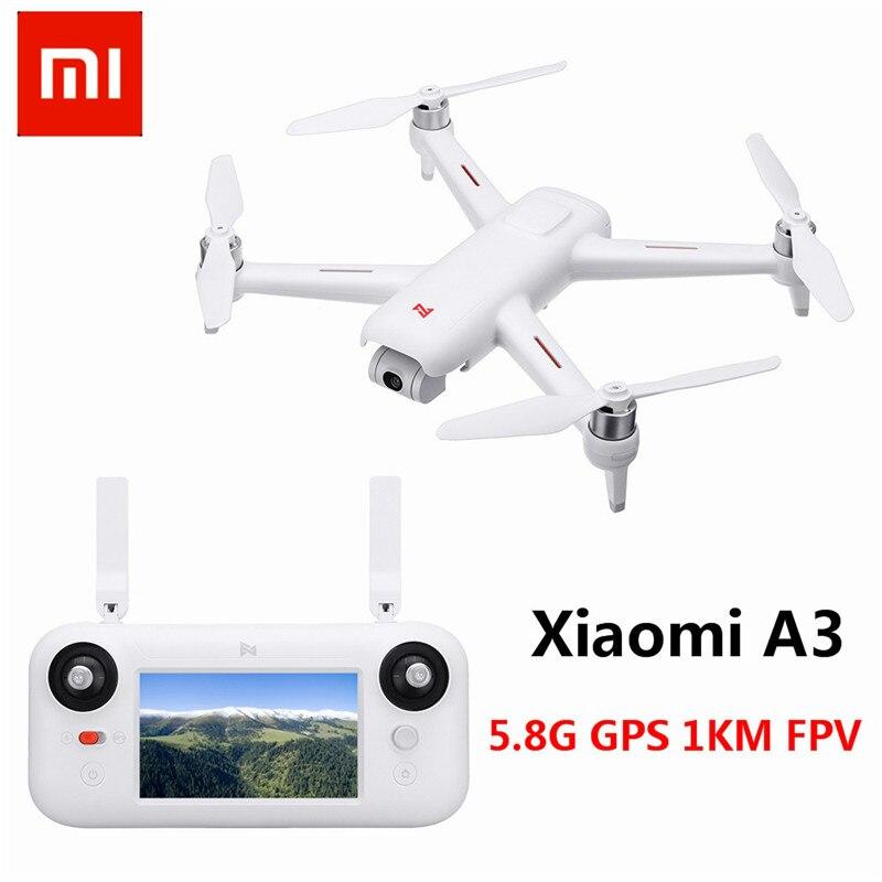Prevendita Xiaomi FIMI A3 5.8g 1 km FPV Con 2 assi del Giunto Cardanico 1080 p della Macchina Fotografica di GPS RC Drone quadcopter RTF