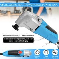 280W 220V Oscillating Power Tool Electric Trimmer Trepanning Slotting Cutting Polishing Machines Woodworking Power Tools