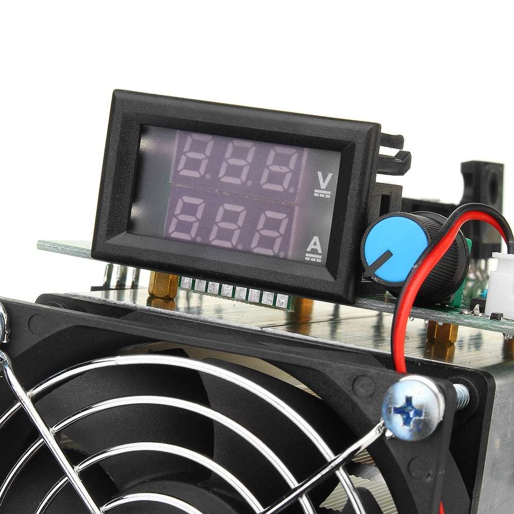 Image 2 - 250W DC 12V Discharge Battery Capacity Tester Module With DC Electronic Load Digital Battery Tester-in Integrated Circuits from Electronic Components & Supplies