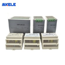 цена на Mini size LED Switching Power Supply output Din Rail power supply 12/24V ac dc switching Power Supply 30W 45W 60W 75W 120W 240w