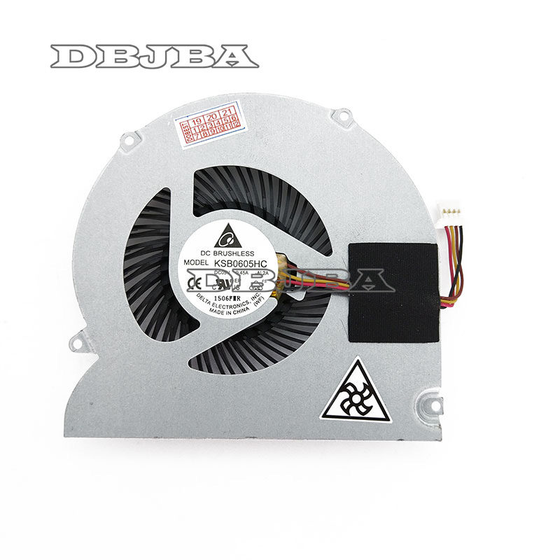 Ventilateur cpu Pour ACER Aspire 5830 5830G 5830TG 5830 T ventilateur de refroidissement de processeur pour ordinateur portable refroidisseur MG75070V1-C020-S99 KSB0605HC-AL2A