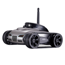 HappyCow 777-270 Remote Control Toy Mini WiFi RC Car with Camera Support IOS phone Android Real-time Transmission RC Tank FSWB цена