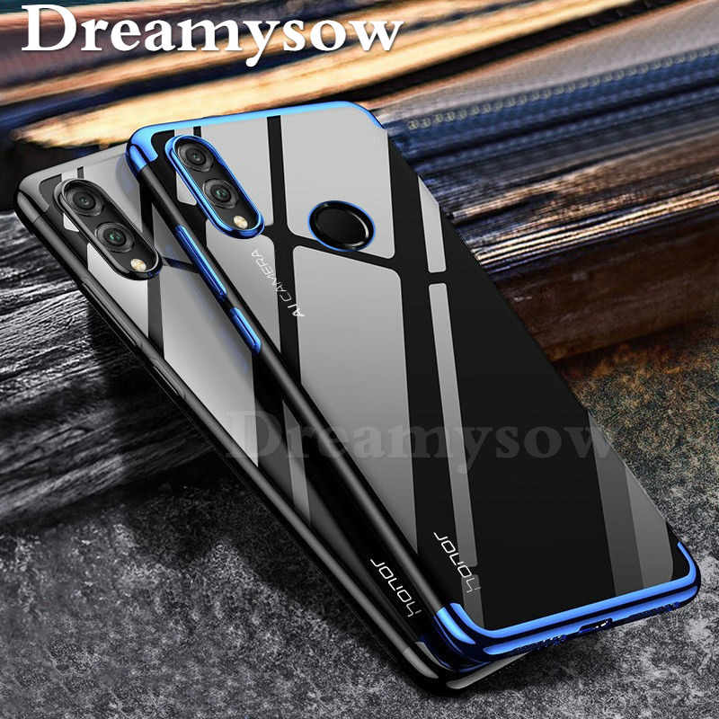 Soft Silicon Case For Huawei P30 P20 Lite P Smart Y7 Pro 2019 TPU Phone Cover For Huawei Honor View 20 V20 V10 8A 7C RU 7A Pro