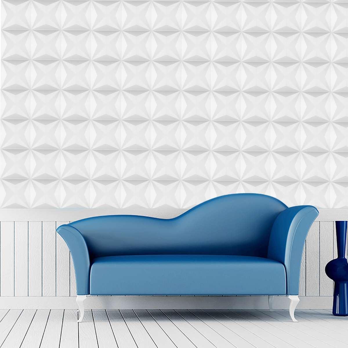 Thicking Waterproof Gold Silver Foil Wallpaper Hotel KTV Bars TV Backdrop 5.3㎡