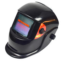 2019  Solar Powered Auto Darkening Welding Mask Helmet Goggles Light Filter Hot