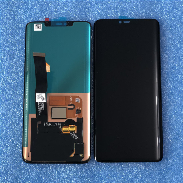 "Original For 6.39"" Huawei Mate 20 Pro Axisinternational AMOLED LCD Screen Display+Touch Digitizer For Mate 20 Pro No Fingerprint"