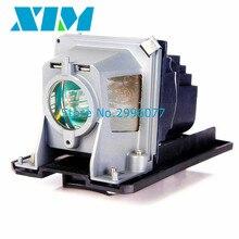 Yüksek kalite YENI NP13LP NP18LP Için Konut Ile Projektör Lambası NEC NP110, NP115, NP210, NP215, NP216, NP V230X, NP V260 Projektörler