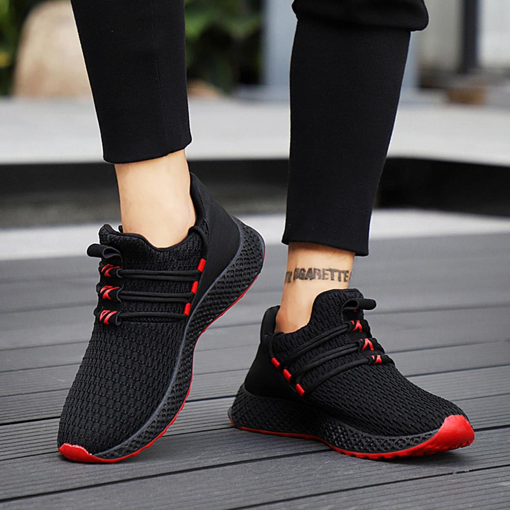Shoes Zacoo Men Breathable Lightweight Running Leisure Sports Shoes Preventing Hairs From Graying And Helpful To Retain Complexion