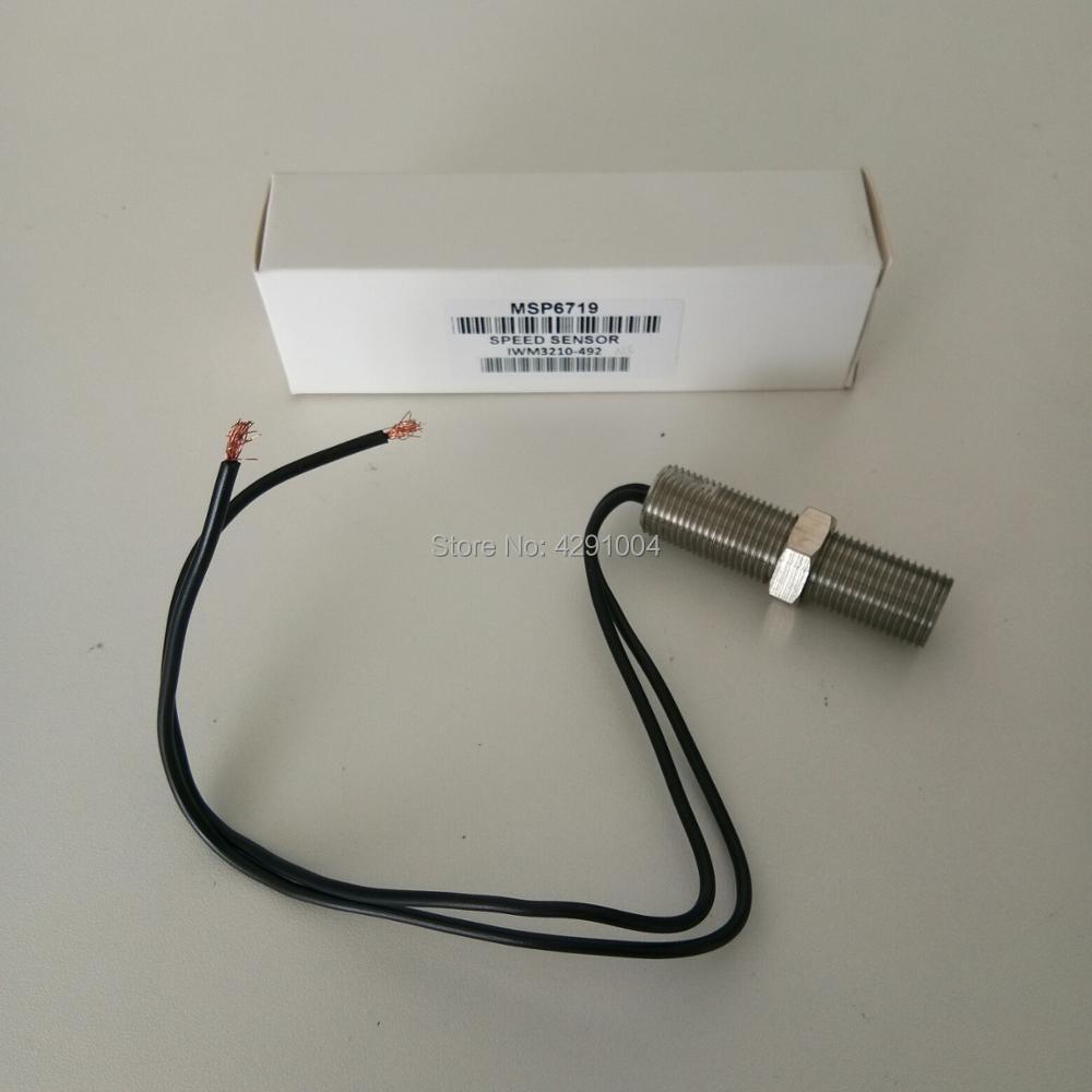 Магнитный датчик скорости для дизельного генератора MSP6710 MSP6714 MSP6715 MSP6719 MSP6720 MSP6721 MSP6723 MSP6724 MSP6729