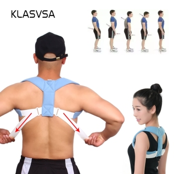 Posture Corrector Clavicle Back Support Belt Correction For Shoulder Bandage Corset Back Orthopedic Brace Scoliosis Rugbrace