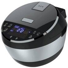 Мультиварка GEMLUX GL-MC-L77TFT (Мощность 860 Вт, чаша объемом 5 л, ЖК-дисплей, 69 программ, антипригарное покрытие, отложенный старт до 24 часов)