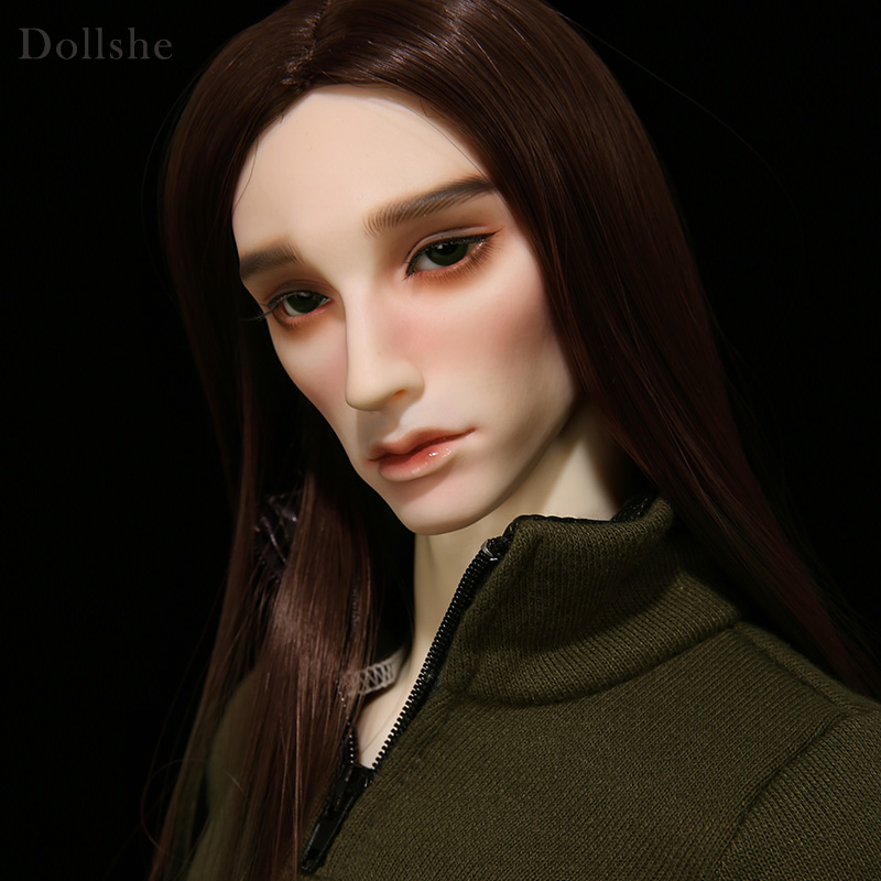 Dollshe craft DS REY LEWIS bjd sd doll 1 3 body model girls oueneifs High Quality