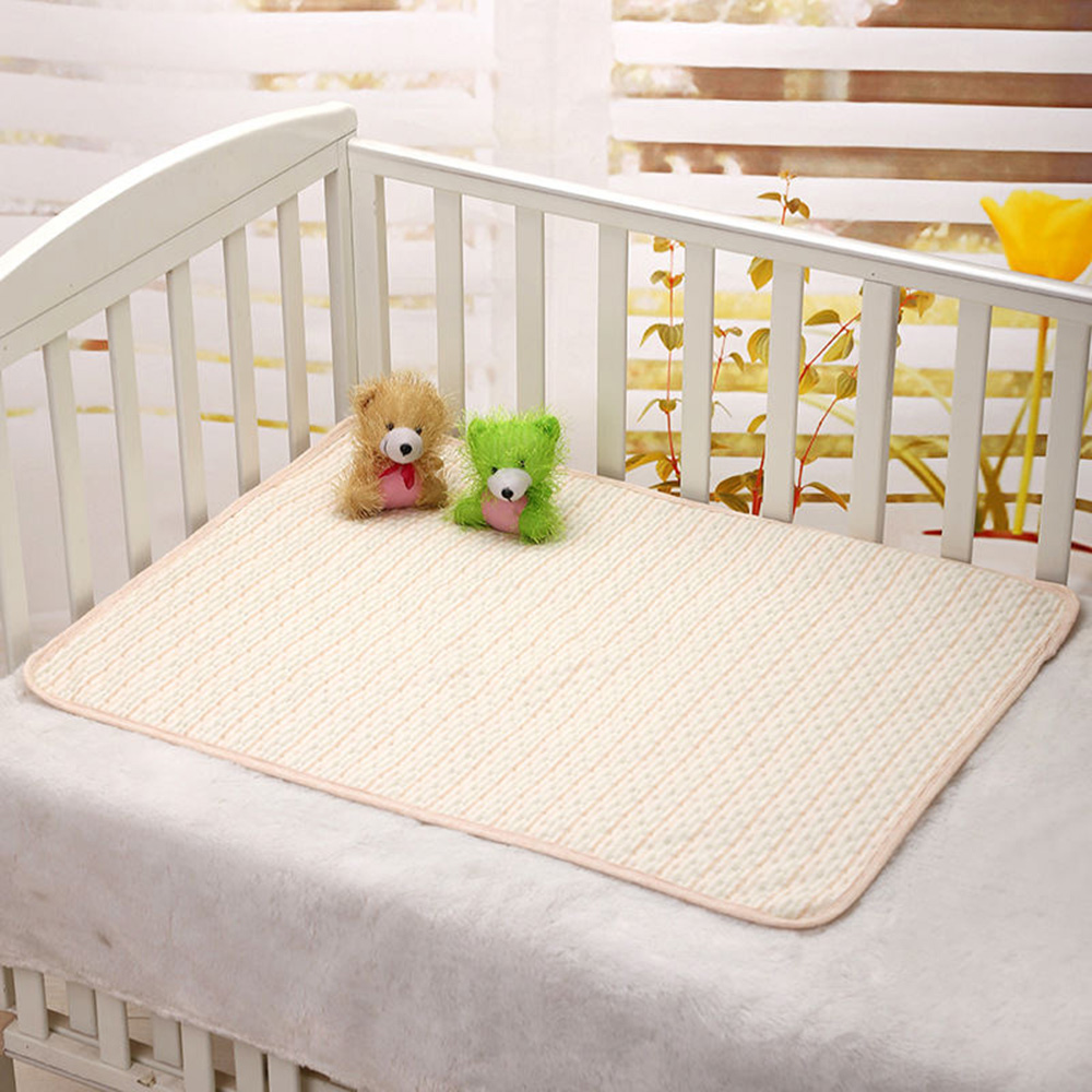 Eco-cotton Newborn Infant Waterproof Pad Bed Sheets Changing Mat Babys Urine Pad Baby Changing & Nappies Baby