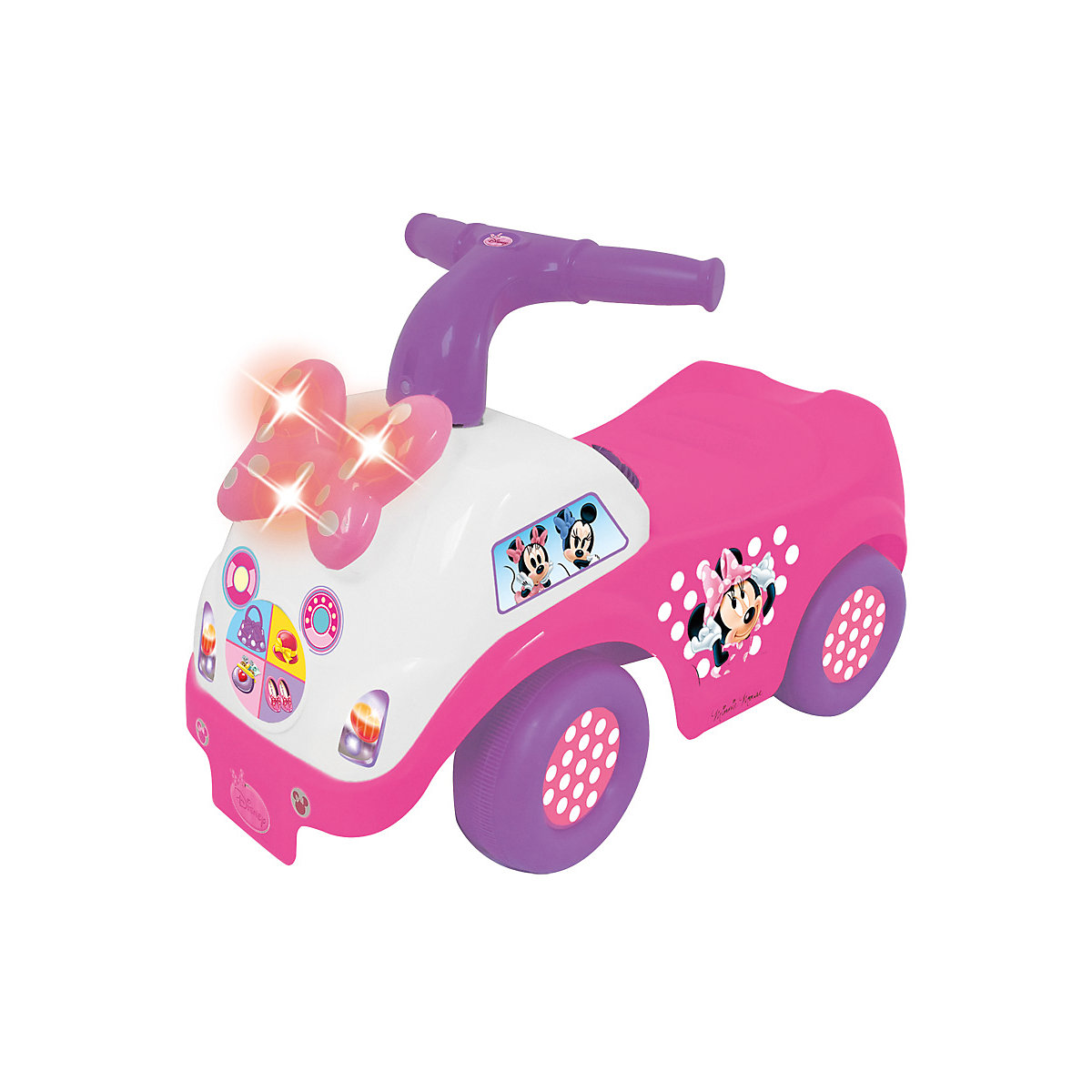 KIDDIELAND Ride On Cars 9508120 Children electric car Outdoor Fun Sports Ride On Toys walker toy game Kids peppa s car ride