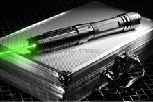 AAA 532nm High Power Military 100w 100000m Green Laser Pointer Flashlight Light Burn Match candle lit cigarette wicked LAZER