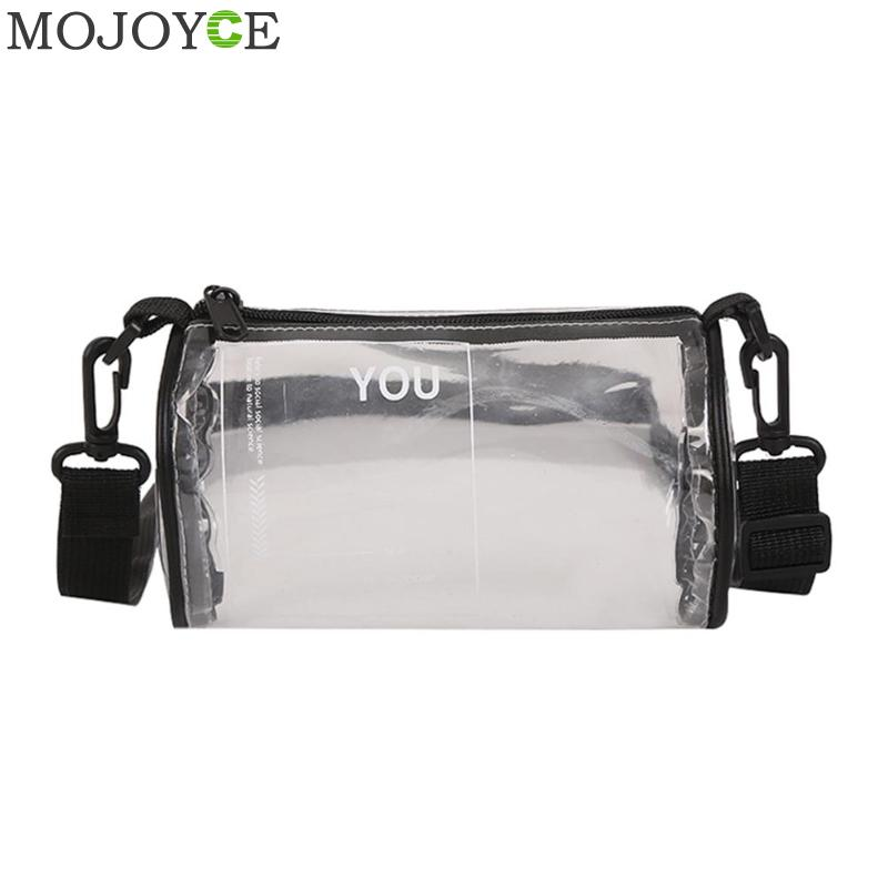Clear Transparent PVC Crossbody Bags for Women Fashion Summer Messenger Beach Bag Handbag Tote Waterproof Shoulder Bag PurseClear Transparent PVC Crossbody Bags for Women Fashion Summer Messenger Beach Bag Handbag Tote Waterproof Shoulder Bag Purse