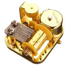 Creative Hand Crank Wind Up Music Box DIY Mechanical Box Movements Musical Castle In The Sky Melody Brinquedos Gift For Kids все цены