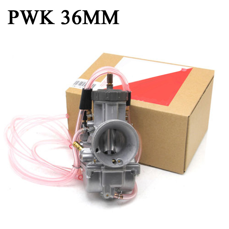 PWK 36mm 1x carburateur carburateur convient pour Keihin moto Scooter saleté vélo Durable