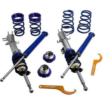Adjustable Suspension Coilover Kit for Fiat Grande Punto (199) Abarth 2007 2008 2009 2010 Shock absorber Strut Coilovers